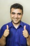 человек успешный Стоковые Фотографии RF