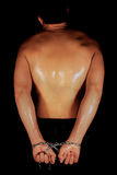человек цепей Стоковая Фотография RF