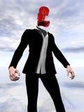 Человек 18 фунта Стоковая Фотография RF