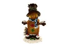 человек figurine маленький Стоковая Фотография RF