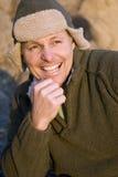 человек forties счастливый Стоковое фото RF