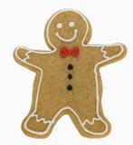 человек gingerbread Стоковая Фотография RF