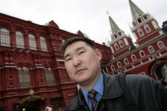 человек kremlin Стоковые Изображения