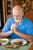 человек rv фиоритуры говорит старший Стоковые Фотографии RF