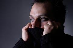 человек v Стоковые Фотографии RF