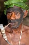 человек vanuatu изображения Стоковые Изображения