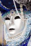 человек venice costume масленицы стоковое фото