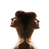 человеческая природа двоичности Стоковые Фотографии RF