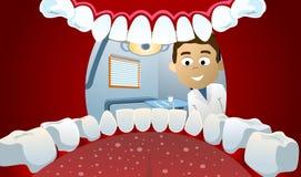 челюсти Стоковое Изображение RF