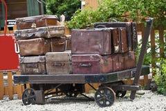 чемоданы Стоковая Фотография RF