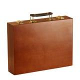 чемодан деревянный Стоковое Фото