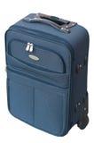 чемодан дороги Стоковые Изображения