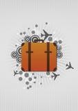 Чемодан перемещения бесплатная иллюстрация