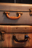 чемодан стога Стоковые Фото