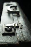 чемодан Стоковая Фотография
