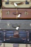 чемоданы Стоковые Фото