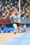 Чемпионаты атлетики U20 Turkcell турецкие крытые Стоковые Изображения