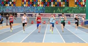 Чемпионаты атлетики U20 Turkcell турецкие крытые Стоковые Фотографии RF