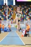 Чемпионаты балканской атлетики крытые Стоковое Изображение RF