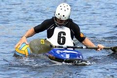 Чемпионаты поло каное Стоковое Изображение