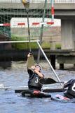 Чемпионаты поло каное Стоковые Изображения RF
