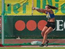 Чемпионат 2015 легкой атлетики Стоковое Изображение