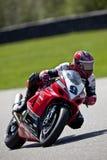 чемпионат Канады может superbike практики частей Стоковые Изображения