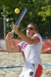 Чемпионат 2014 команды мира тенниса пляжа Стоковое Изображение RF