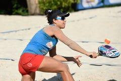 Чемпионат 2015 команды мира тенниса пляжа Стоковое Изображение