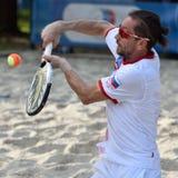 Чемпионат 2015 команды мира тенниса пляжа Стоковые Фотографии RF