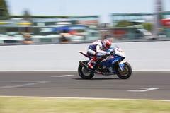 Чемпионат мира 1000 - гонка Superstock FIM Стоковая Фотография RF