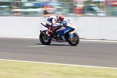 Чемпионат мира 1000 - гонка Superstock FIM Стоковые Фотографии RF