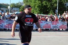 Чемпионат сильного человека Стоковые Изображения RF