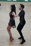 Чемпионат танца сальсы Стоковое Изображение RF