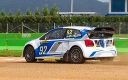 Чемпионат Rallycross мира FIA Стоковое Фото