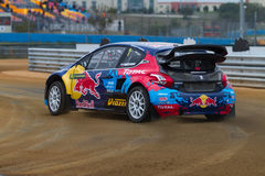 Чемпионат Rallycross мира FIA Стоковая Фотография