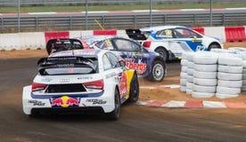 Чемпионат Rallycross мира FIA Стоковые Фото