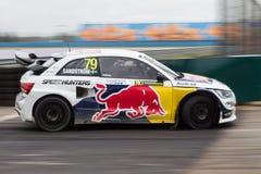 Чемпионат Rallycross мира FIA Стоковое Изображение RF