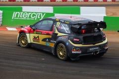 Чемпионат Rallycross мира FIA Стоковая Фотография RF