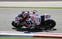 Чемпионат Superbike мира стоковое фото rf