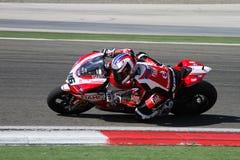 Чемпионат Superbike мира стоковые изображения rf