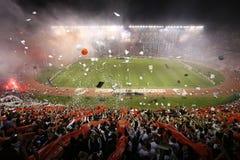 Чемпион реки Copa Sudamericana 2014 стоковое фото