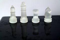 Чемпион шахмат Стоковое Изображение