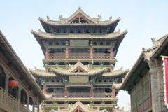 Чердак башни стоковое фото rf