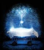 Через жизнь после смерти Стоковое Изображение RF