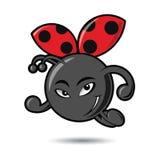 Черепашка дамы Стоковое Изображение