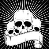 черепа бесплатная иллюстрация
