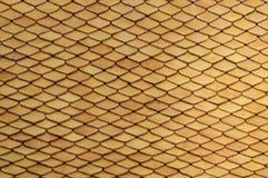 Черепицы виска Стоковое фото RF