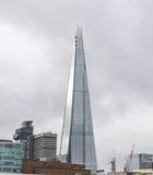 Черепок в Лондоне стоковые изображения rf
