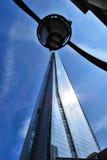 Черепок и викторианский уличный свет Стоковые Фото
